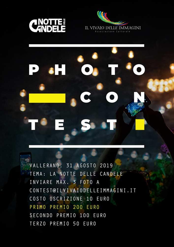 Notte delle Candele - Contest Fotografico 2019